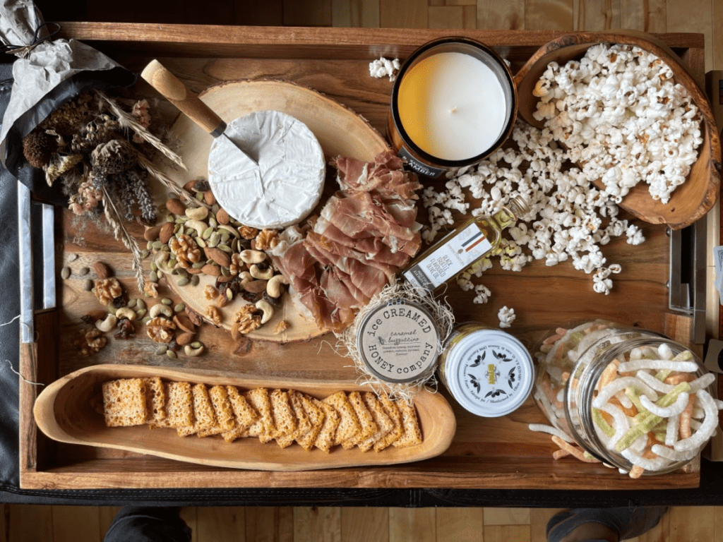 How to: Movie Snack Board with the Bay Centre