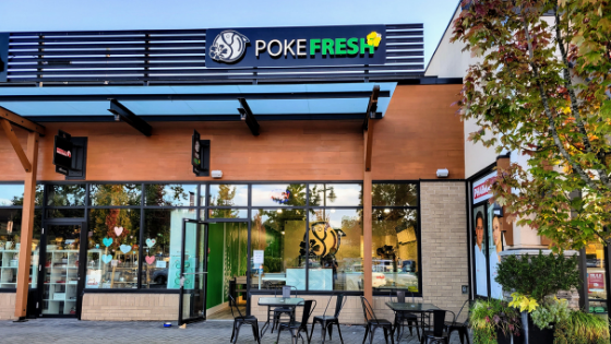 The beloved local poké place just opened a their second location in Broadmead Village.